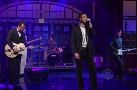 "The Walkmen ""Heartbreaker"" (live on 'Letterman')"