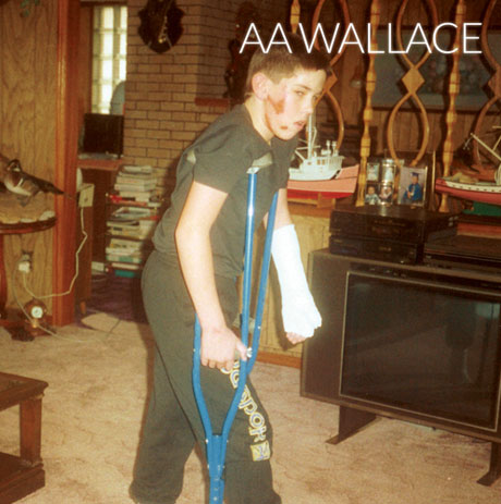 AA Wallace Makes Solo Debut with '(disambiguation)'
