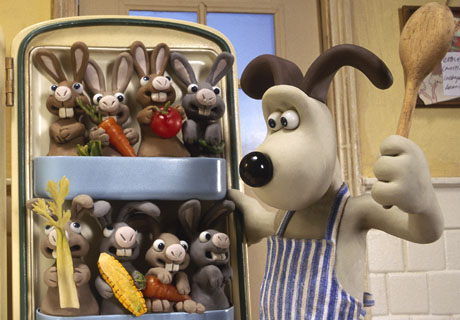Wallace & Gromit: The Curse of the Were-Rabbit Nick Park and Steve Box