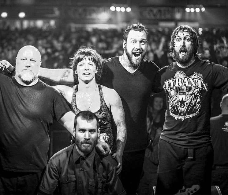 Walls of Jericho Sign to Napalm Records for First LP in 7 Years