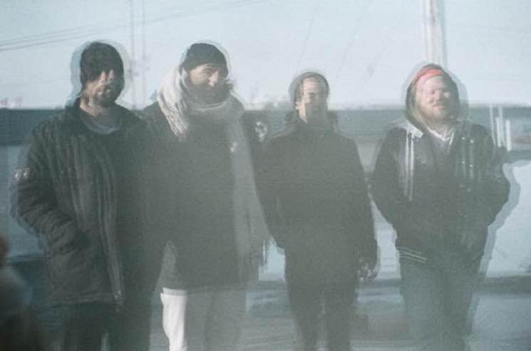 ​Walrus Book Canadian Tour in Support of 'Goodbye Something'