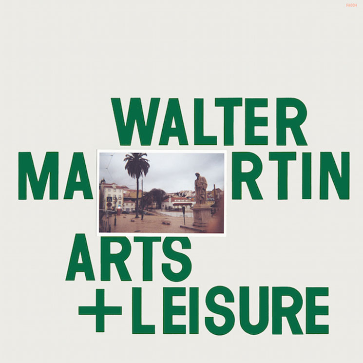 The Walkmen's Walter Martin Announces 'Arts & Leisure' LP