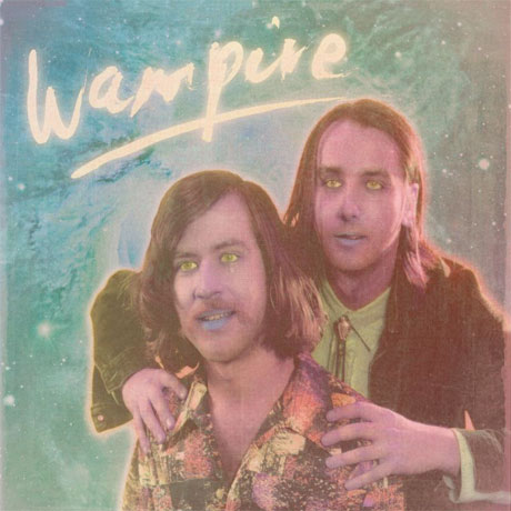 Wampire Sign to Polyvinyl for 'Curiosity'