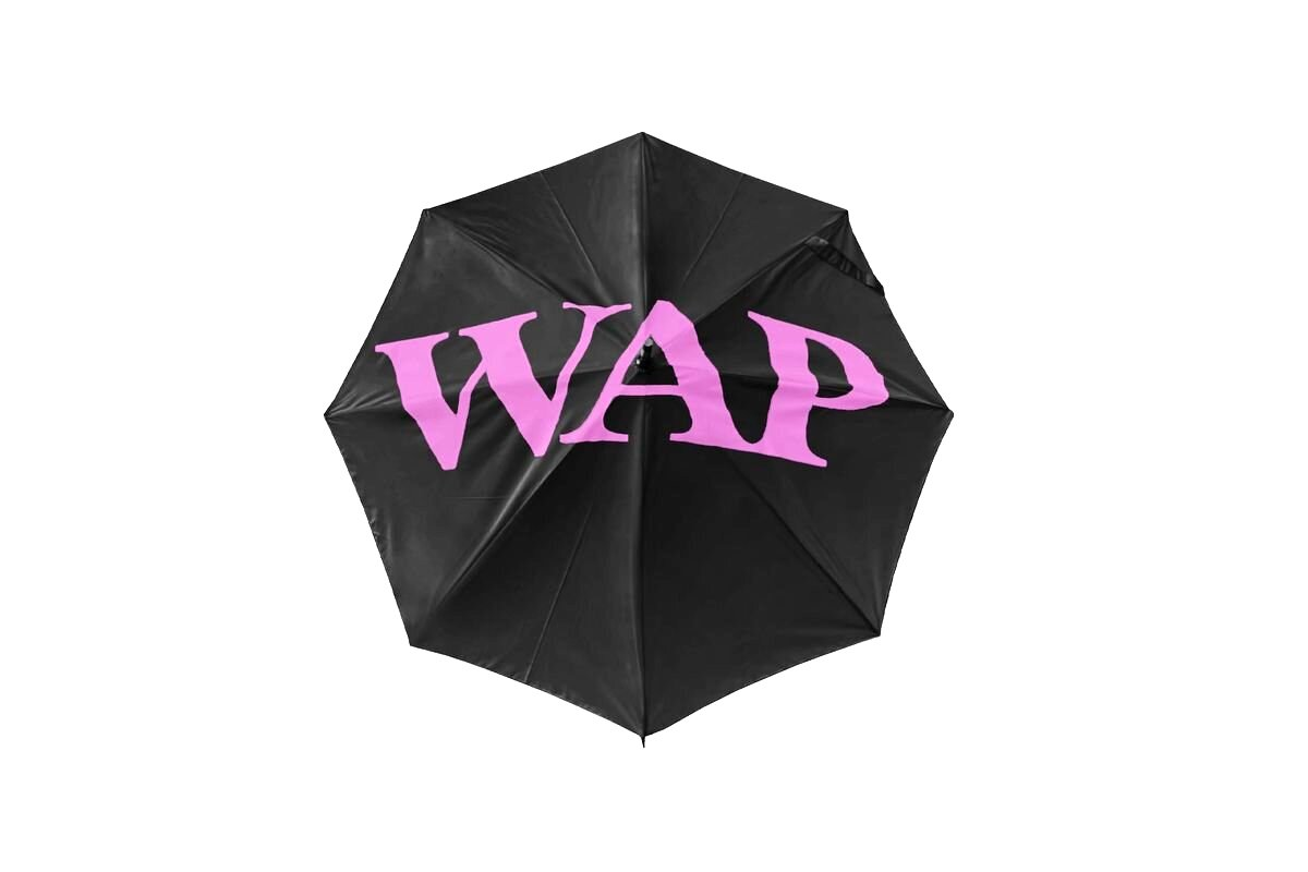 Cardi B's 'WAP' Merch Line Includes Raincoats and Umbrellas