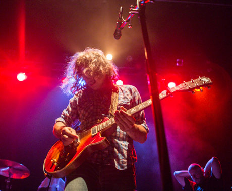 The War on Drugs Rickshaw Theatre, Vancouver BC, July 29