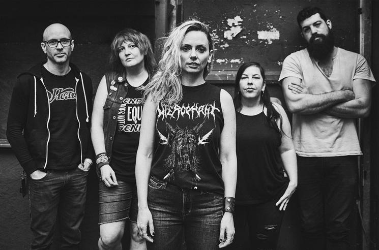 War on Women Announce New Album 'Wonderful Hell'