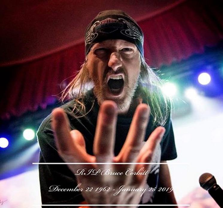 R.I.P. Warbeast/Rigor Mortis Singer Bruce Corbitt