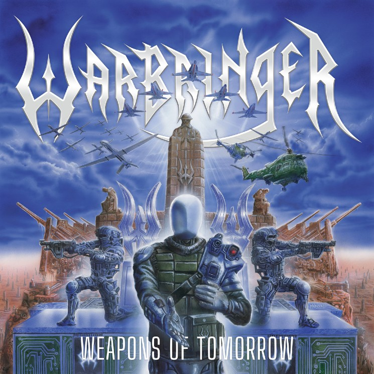 Warbringer Prove They're One of Modern Thrash's Best on 'Weapons of Tomorrow'