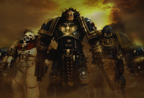 Ultramarines: A Warhammer 40,000 Movie [Blu-Ray] Martyn Pick