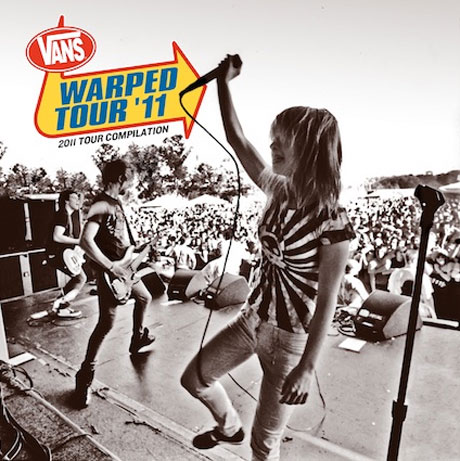 Warped Tour Unveils 2011 Compilation with Against Me!, Set Your Goals, Attack Attack!