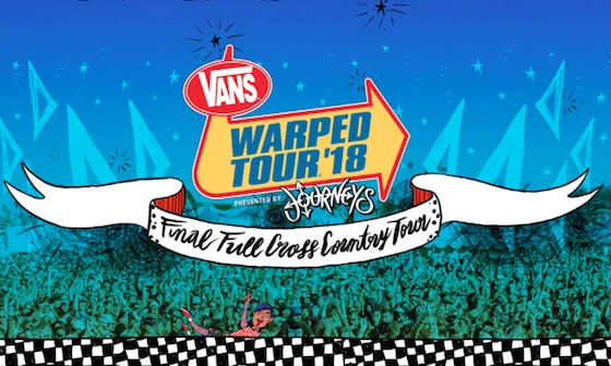 Here's the Lineup for the Last-Ever Warped Tour