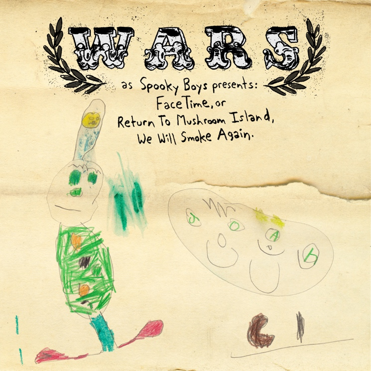 Vancouver's Wars Announce Hardcore-Inspired Album