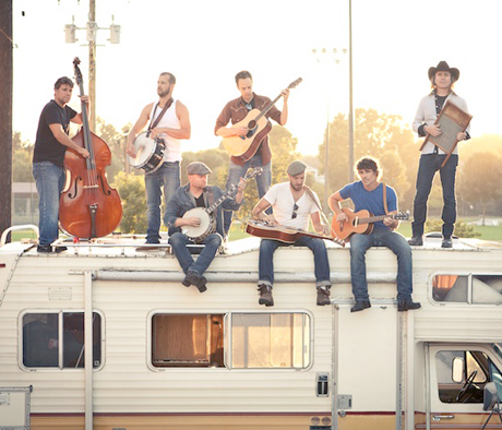 Vancouver's the Washboard Union Reveal Debut LP