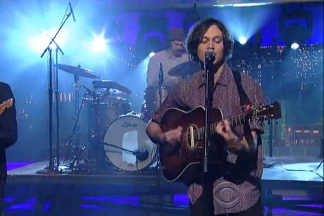 "Washed Out ""All I Know"" (live on 'Letterman')"