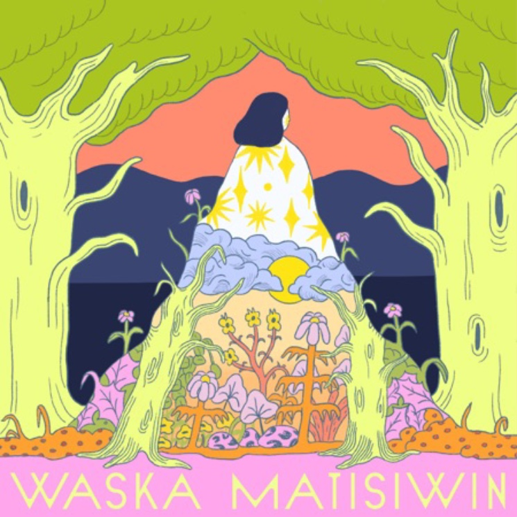 Laura Niquay Shares New Album 'Waska Matisiwin'