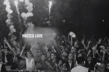 "Steve Angello ""Wasted Love"" (lyric video)"