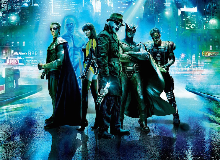 HBO and Zach Snyder in Talks for 'Watchmen' TV Series