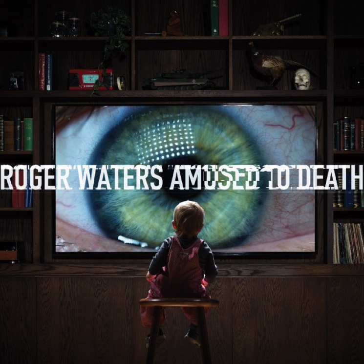 Roger Waters Treats 'Amused to Death' to Deluxe Reissue