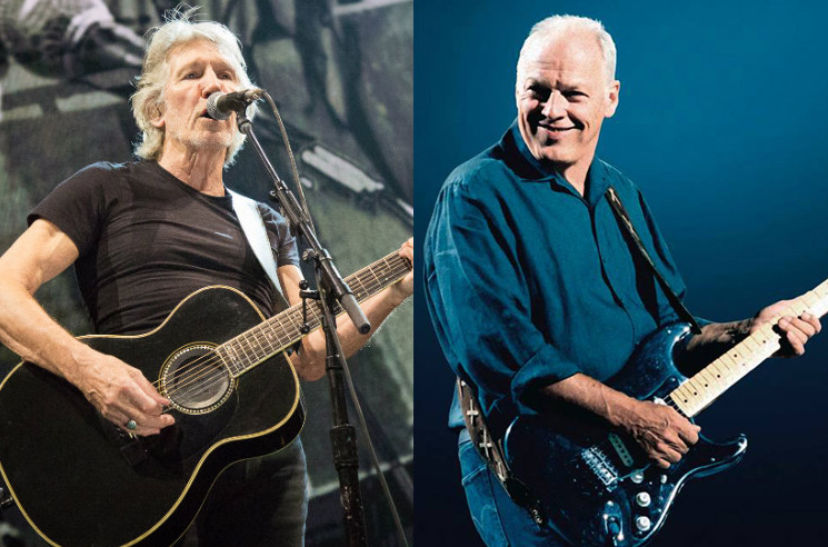 Roger Waters Claims David Gilmour Has 'Banned' Him from the Pink Floyd Website