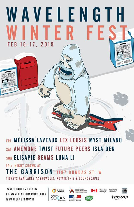 Wavelength Winter Festival Unveils 2019 Lineup