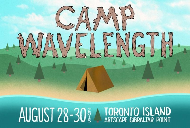 Camp Wavelength Festival Coming to Toronto Island in August
