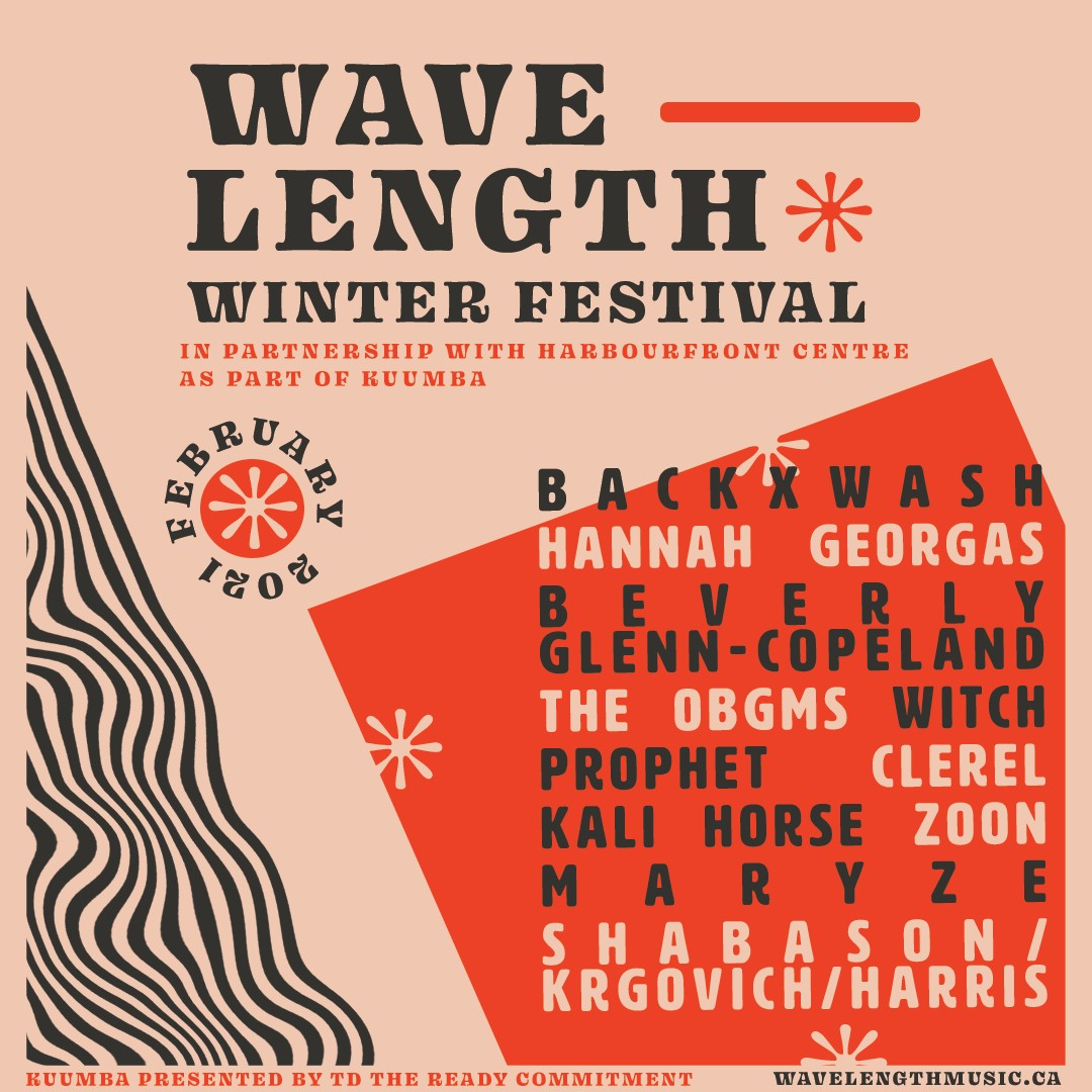 Wavelength Winter Festival Gets Backxwash, Beverly Glenn-Copeland for 2021 Digital Edition