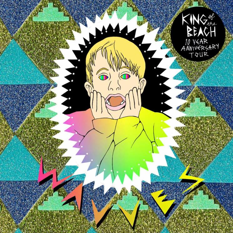 ​Wavves Are Bringing 'King of the Beach' 10th Anniversary Tour to Toronto