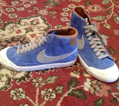 Wavves Get Their Own Custom Nikes
