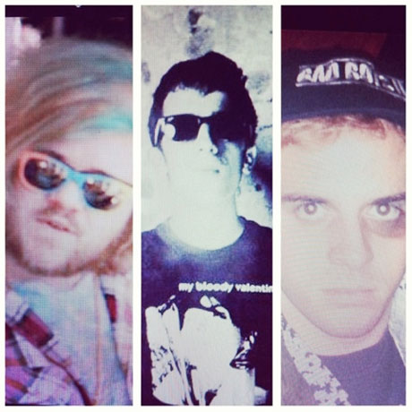 Members of Wavves, Jay Reatard's Band and Magic Kids Team Up as Cretin Stompers
