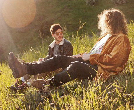 Wavves Book North American Fall Tour, Prove They Are in Fact Not Afraid of Heights