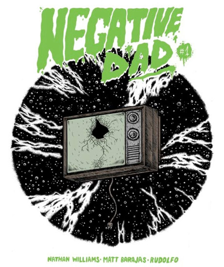 Wavves Releases 'Negative Dad' Comic Book