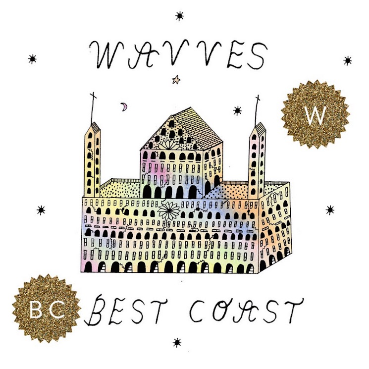 Wavves Teases Best Coast Collaboration