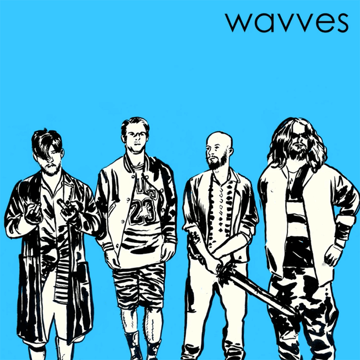 Wavves 'You Gave Your Love to Me Softly' (Weezer cover)