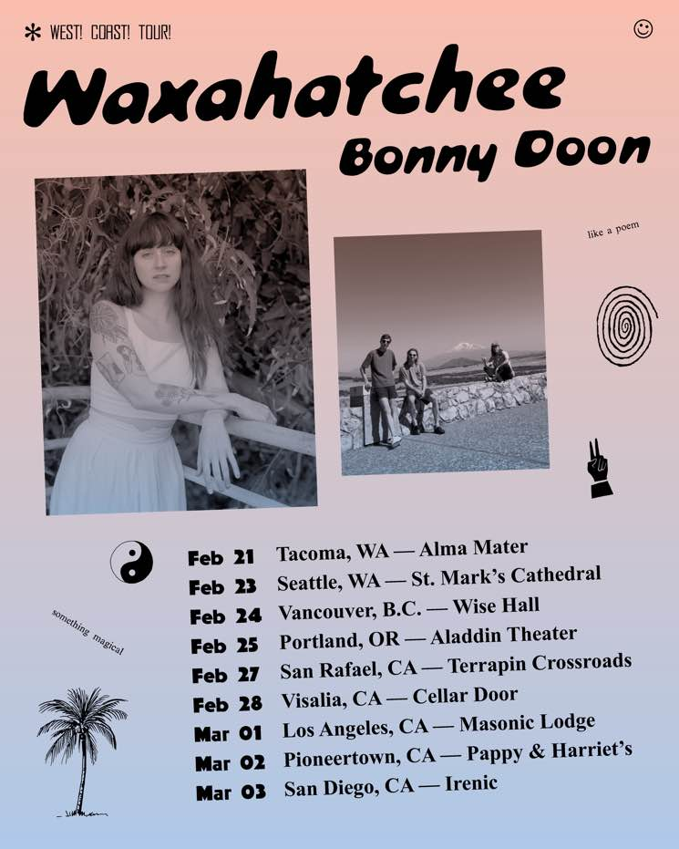 ​Waxahatchee Maps Out 2019 West Coast Tour with Bonny Doon
