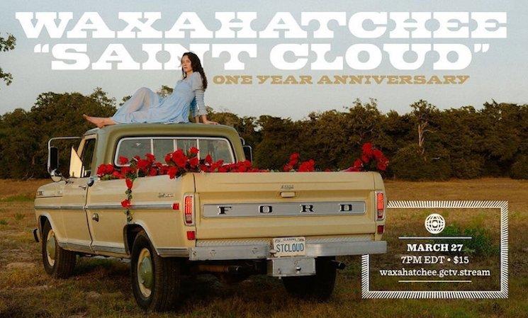 Waxahatchee Announces 'Saint Cloud' One-Year Anniversary Livestream