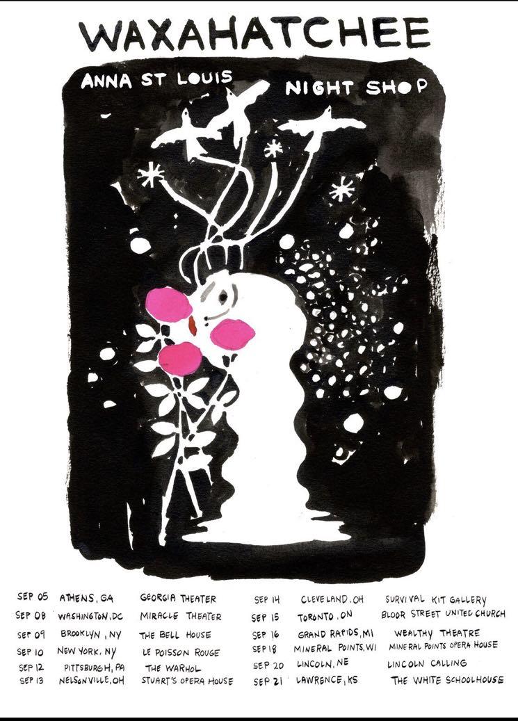 Waxahatchee Plots North American Solo Tour