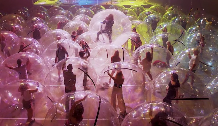 The Flaming Lips Are Playing a COVID-Safe Concert Where Everyone Will Be in Giant Plastic Balls
