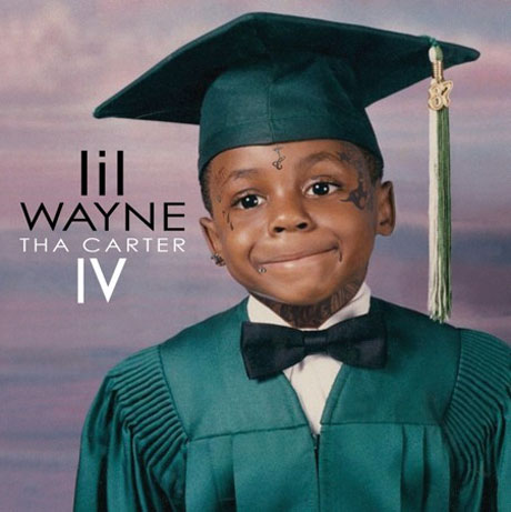 Lil Wayne's <i>Tha Carter IV</i> Gets Adorable Cover Art