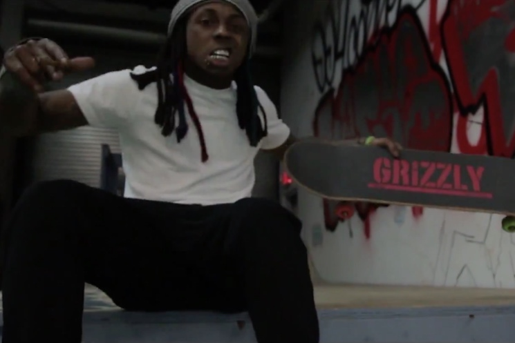 "Lil Wayne ""Selsun Blue"" (video)"