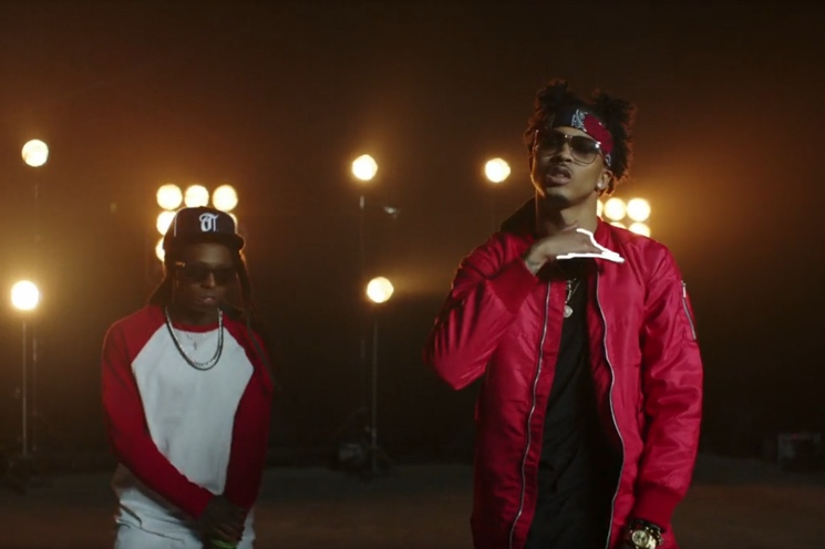 "August Alsina ""Why I Do It"" (ft. Lil Wayne) (video)"