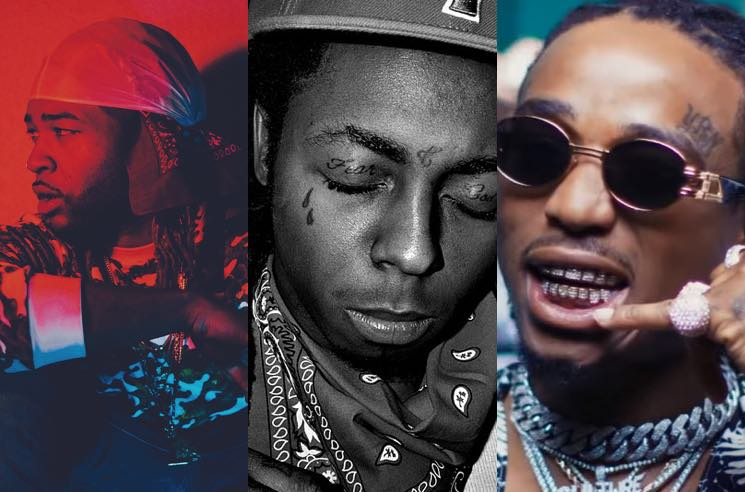 "​Hear Lil Wayne Hop on PARTYNEXTDOOR and Quavo's ""More"""