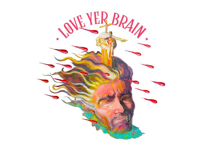 The Flaming Lips' Wayne Coyne Is Selling Brain-Shaped Cannabis Edibles