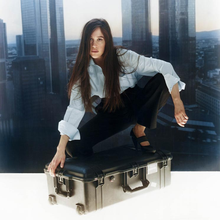 Marie Davidson Working Class Woman