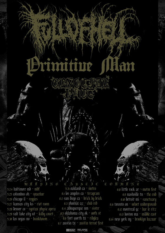 Full of Hell Announce New Album, Plot Tour with Primitive Man and Genocide Pact