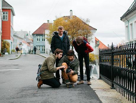 We Are the City Prep Sophomore Album, Plan Feature Film