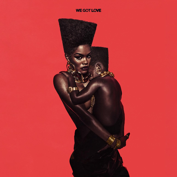 "​Teyana Taylor Shares New Single ""We Got Love"""