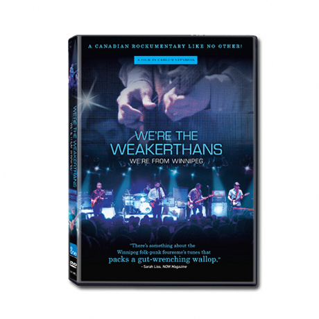 The Weakerthans Tour Documentary Comes to DVD