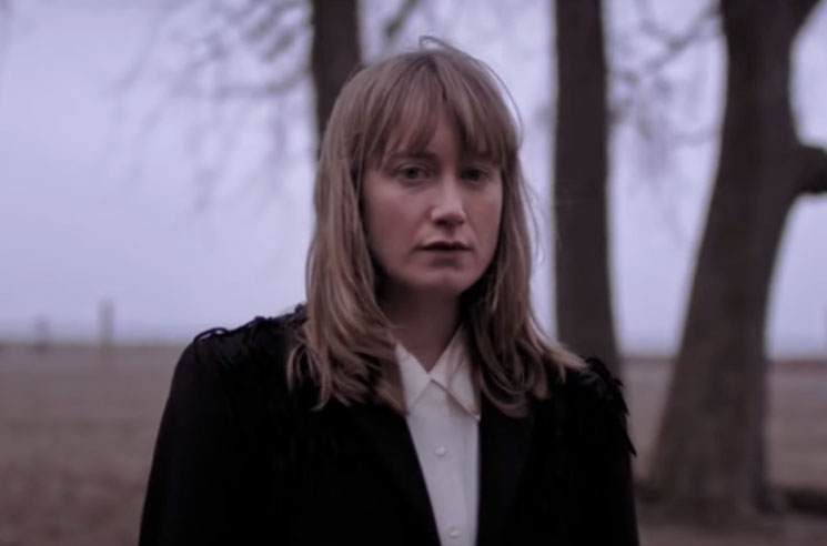 Hear the Weather Station's New Song 'Parking Lot'