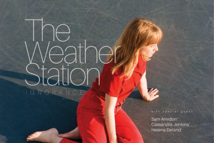 The Weather Station Hits Canada on Massive World Tour