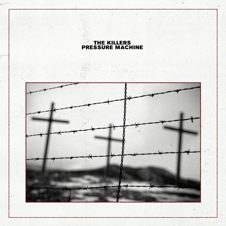 The Killers Unveil New Album 'Pressure Machine'